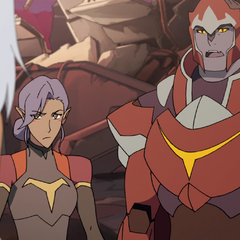 Zarkon apparently never learned not to get in bed with crazy.