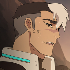 'Keith, if I don't make it out of here, I want <i>you</i> to lead Voltron.'