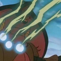 Get him, Voltron!