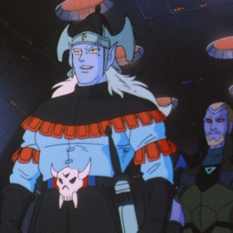 Lotor in the Fleet Of Doom.