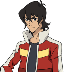 Keith's casual outfit.