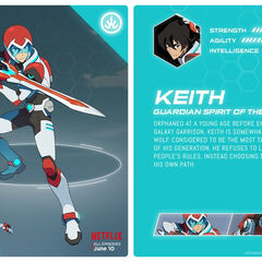 Keith's Paladin Armor with Helmet