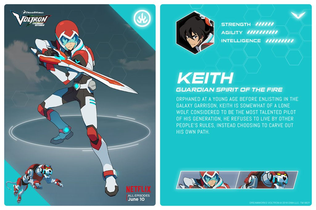 Voltron Force Characters Names Image - Voltron-Legend...
