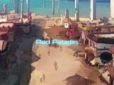 Roter Paladin