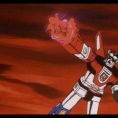 Voltron follows up with the Lion Torch.