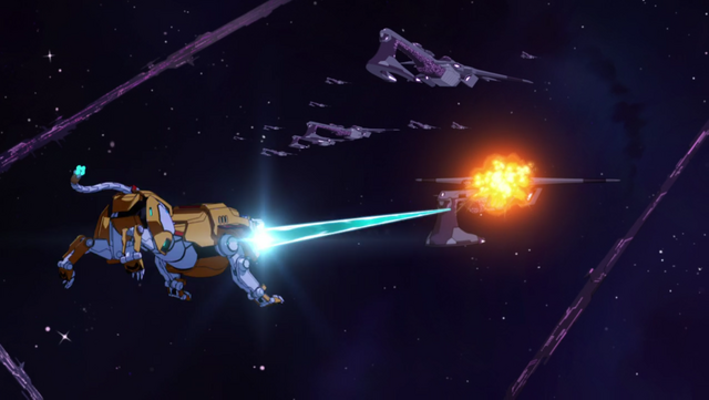 File:104. Yellow Lion firing its mouth off.png