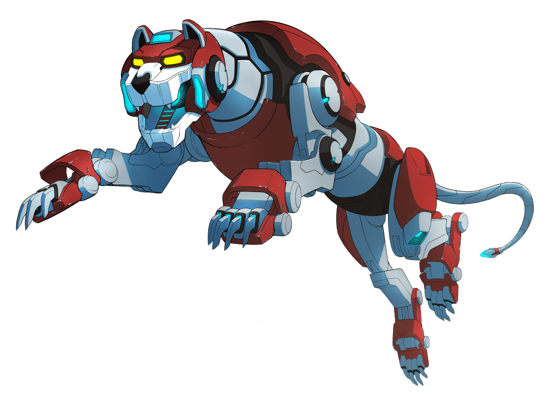 Red Lion (Legendary Defender) | Voltron Wiki | FANDOM ...