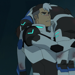 Shiro, no. <i>You do not sack carry someone with internal injuries.</i>