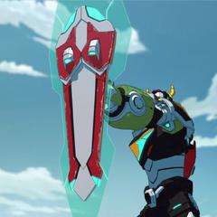 Wing shield.