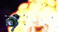 106. Green Lion escaping fireball.png