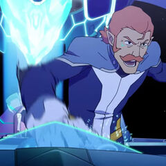 Coran commits mass murder with a single finger. Yep, definitely a serial killer.