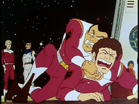 Screen-izu nagato card fight
