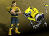 Hunk (Voltron Force)