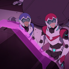 If they knew only Galra tech or Galra aliens can activate Galra switches, they'd be more than just confused right now but hey.