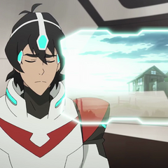 Keith trying to remember what peace and quiet felt like.