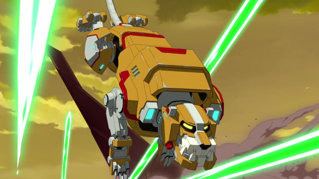 File:28. Yellow Lion dodging lasers.png