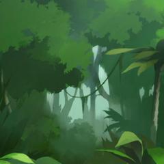 The jungle.