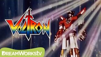 Ready To Form Voltron VOLTRON DEFENDER OF THE UNIVERSE