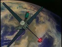 Screen-satellite deployed