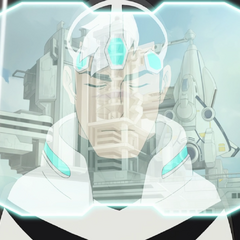 Same ship as in the background of Pidge's picture with her brother.