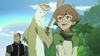 Pidge, Shiro and Sloth-Like Creature