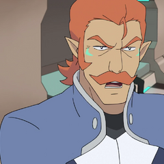Hey now, we never did find out why Coran was looking for Platt, did we?