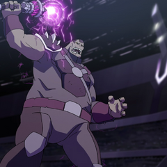 The Galra's infamous gladiator.