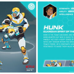 Hunk's Paladin Armor with Helmet