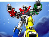 Voltron (Voltron Force)
