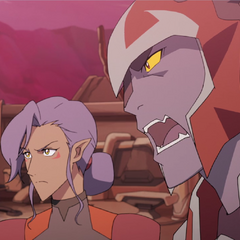 Voltron is the universe testing us for sanity. Zarkon failed us all guys.