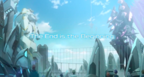 The End Is the Beginning (Title)