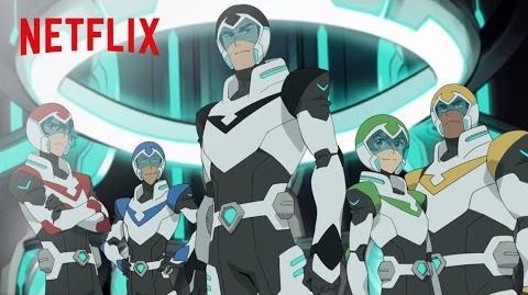 Voltron Legendary Defender Season 2 Official Trailer HD Netflix