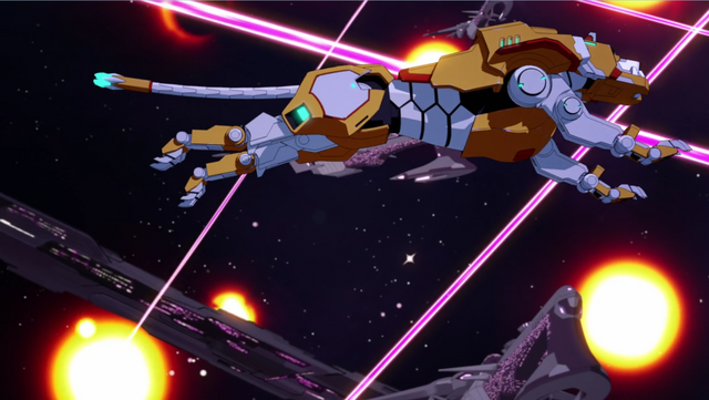 File:142. Yellow Lion flying flat out 2.png