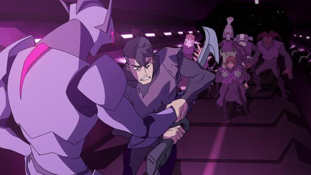 File:Shiro, Matt, Former Galra Prisoners & Galra Robot Soldier.png