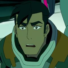 Shiro's appearance before enslavement