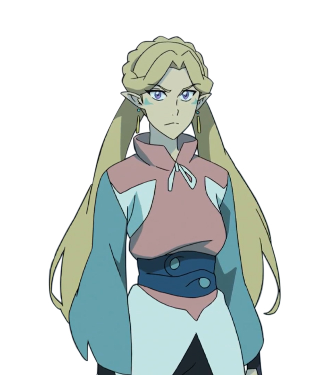 Romelle Legendary Defender Voltron Wiki Fandom Powered By Wikia