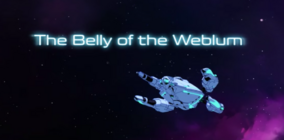 Voltron S2 Title The Belly of the Weblum