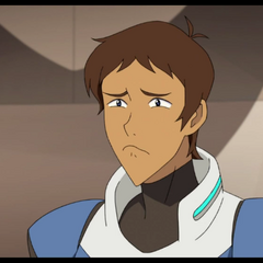 Lance remembers everything he use to have back on Earth, the planet that he misses.....