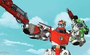 440051-redheaded voltron with blazing guns super