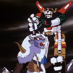 The Golion version was a wee bit more backstabby.
