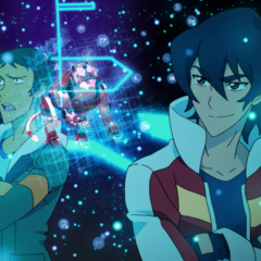 Keith is pleased with his Lion partner. It makes Lance jealous and he enjoys rubbing it in like salt in a wound.