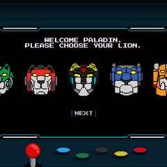 Selection screen.