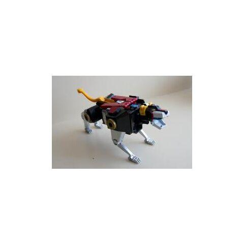 Black Lion Toy