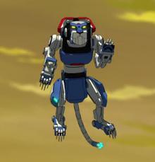 Ref - Blue Lion says hi