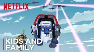 Voltron Season 3 Teaser HD Netflix