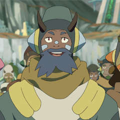 tfw the VLD writers see the tfwiki-style captions and throw Wreck-gar into a scene to see what happens.
