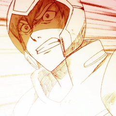 A momentary glimpse at Keith's berserker rage.
