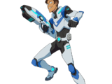 Lance (Legendary Defender)