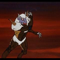 The Demon Goatbeast...