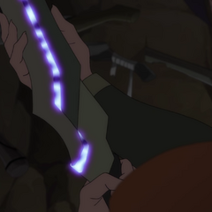 A Blade's weapon is connected to their life force.
